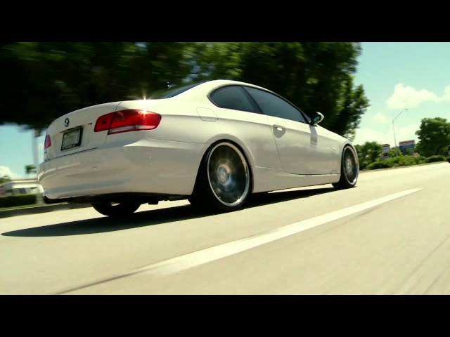 BMW 3 Series 328i Coupe on 20