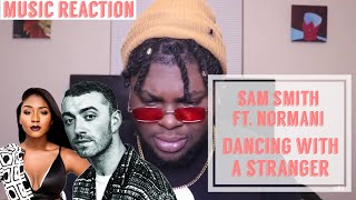Baixar SAM SMITH FT NORMANI DANCING WITH A STRANGER | MUSIC REACTION