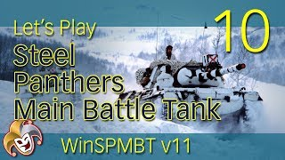 Steel Panthers MBT ~ Frosty Insurgents ~ 10 Clearing the Road