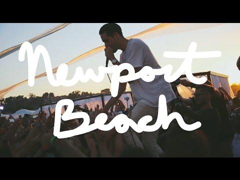 Newport Beach with G-Eazy   John & Angelina
