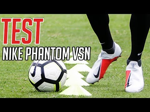 well known classic fit picked up TEST - NIKE PHANTOM VSN ACADEMY (90€) avec Levy & Intersport ...