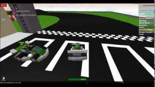 Roblox- Mario Kart Pièces 1/3 w/ Myles7575