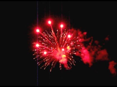 Berkeley Heights, NJ Fireworks 2015 - Our Lady of Mt. Carmel Festival - July 16