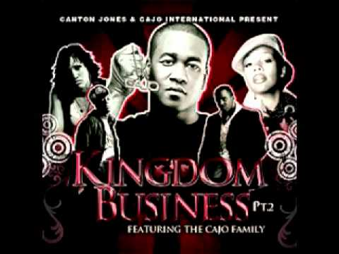 Canton Jones: G.O.D Remix [Kingdom Business 2]