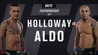 Holloway VS Aldo UFC® KO