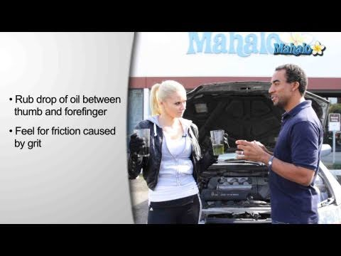 How to tell if you need an oil change youtube for What motor oil do i need