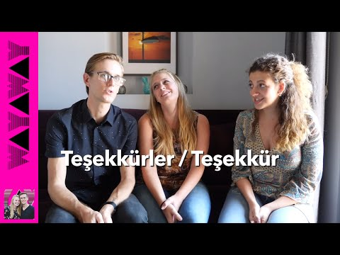 Turkish Words For American Tourists (Türkçe)