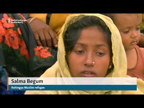 Rohingya Muslims Continue Fleeing To Bangladesh