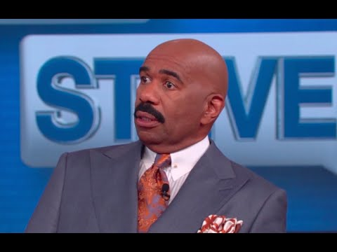Ask Steve: That's A Black Name || STEVE HARVEY