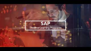 SAP Distance Learning Program | DTS | SAP Pakistan