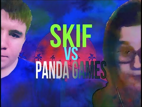 RAP-BATTLE:SkiF VS Panda Games
