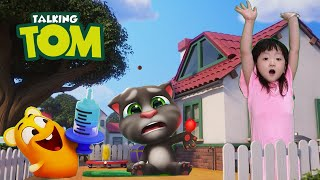 Can You Handle My Talking Tom 2 in REAL LIFE and More Kate Stories