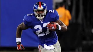 """Brandon Jacobs Highlights """"First Day Out"""""""