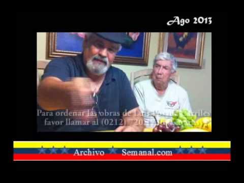 2013 08 289 Robert Alonso le propone un negocio a Luis Posada Carriles