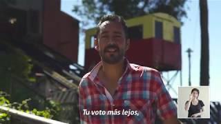 Voto en el exterior: Elecciones 2017