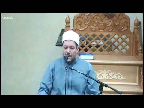 Yasir Abdul Basit Abdul Samad - leading Salatul Maghrib and Qur'an Recitation