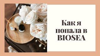 ОБО МНЕ/КАК я попала в компанию BIOSEA/Преимущества компании BIOSEA/БИОСИ