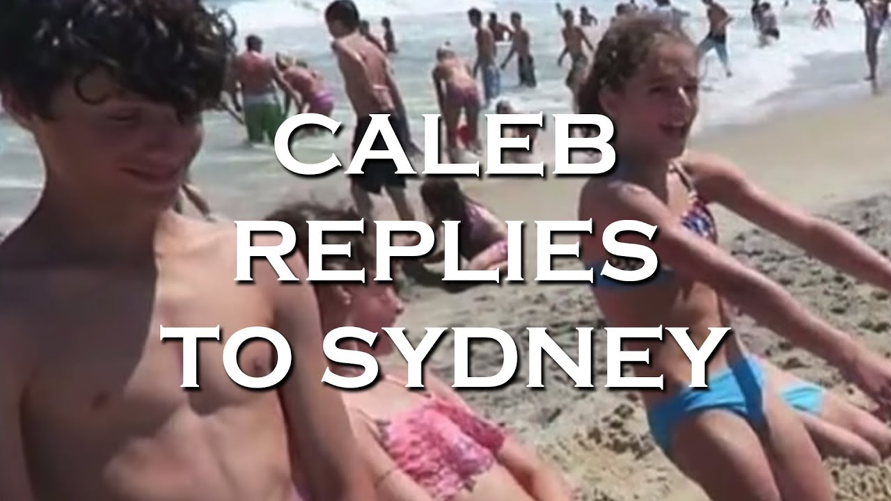 Caleb replies to Sydnastical's video The One That Got Away