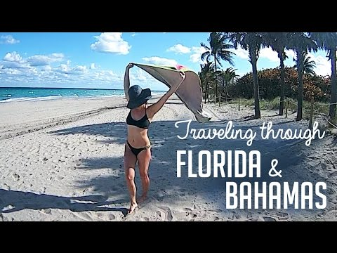 Florida and the Bahamas - Travel video