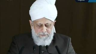 Urdu Friday Sermon 23 September 2011, Practice the teachings of The Promised Messiah(as)