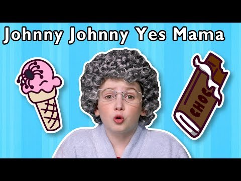 Johnny Johnny Yes Mama + More | Mother Goose Club Playhouse Songs & Rhymes