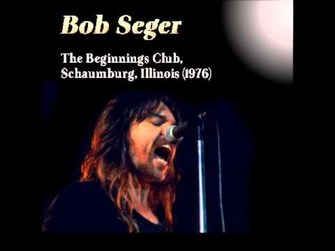 Bob Seger & the Silver Bullet Band- Bo Diddley(Live)Schaumburg,IL  1976