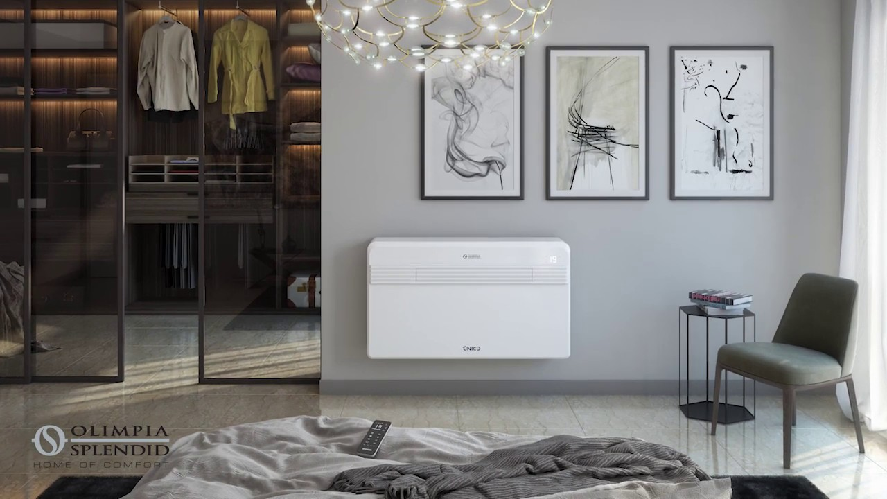 Unico® Pro is born, the original and essential air conditioner without  outdoor unit
