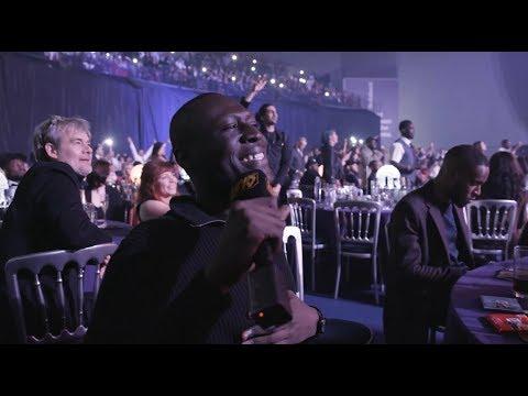 Stormzy, Michael Dapaah, Stefflon Don, Yxng Bane, Yungen @ MOBO Awards 2017