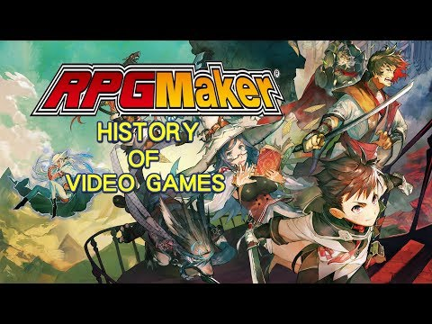 History Of RPG Maker (1988-2017) - Video Game History