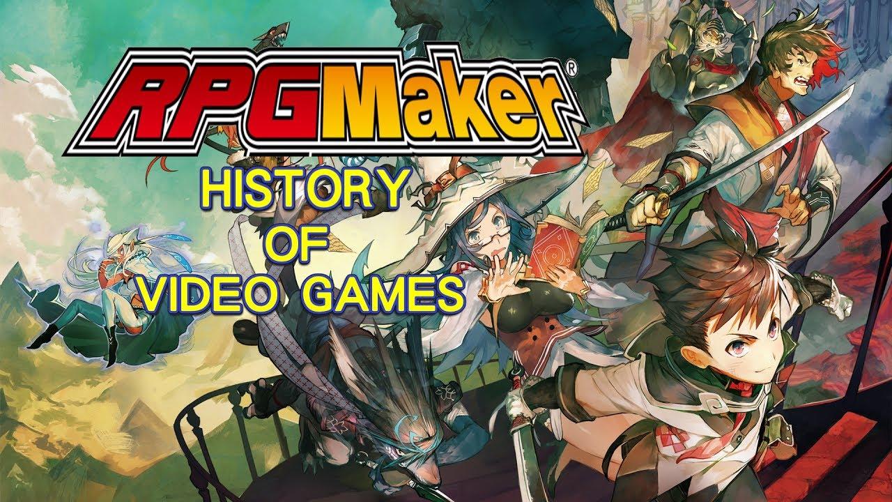 What is Rpg Maker? – RPG MAKER WORLD