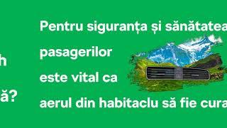 Igienizarea sistemului de climatizare