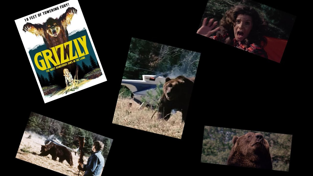 Download Podcast Ep: 60- Grizzly (1976) Review