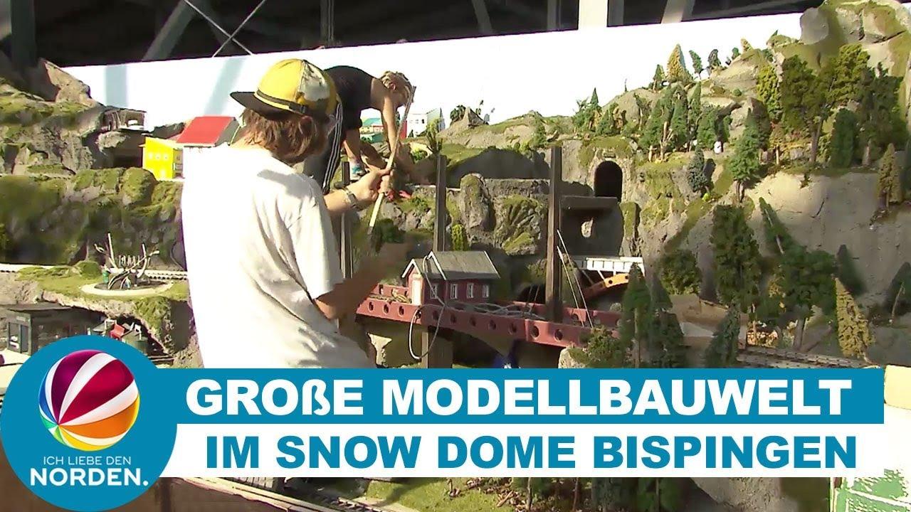 Modellbahn Bispingen Eröffnung