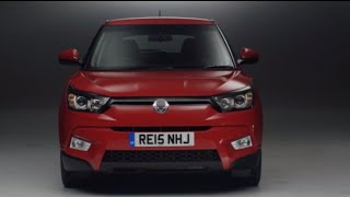 Ssangyong Tivoli (Sponsored)