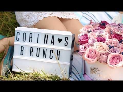 Corina's bachelorette brunch