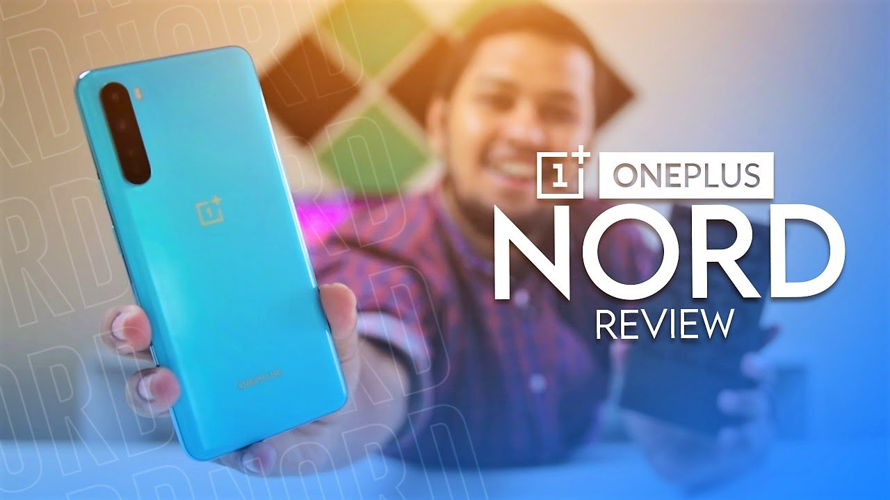 OnePlus Nord Unboxing & Review in Bangla