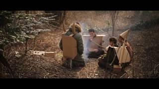 Web Série - La légende des chevaliers de carton - Episode 1 HD