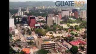 CIUDAD DE GUATEMALA LA METROPOLI MAS MODERNA Y EXTENSA DE CENTRO AMERICA
