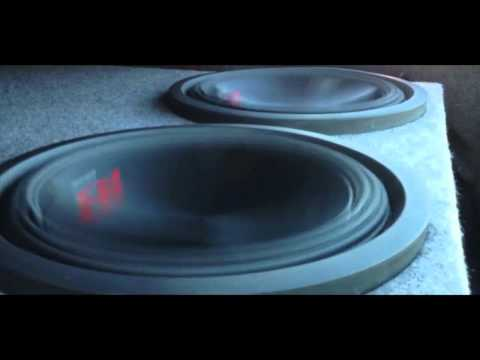 Subwoofer mp3 King of bass 2012