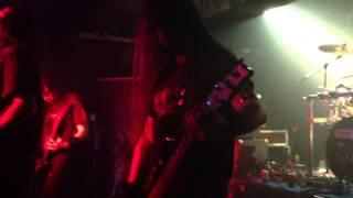 Graveworm - Fear of the Dark In Baroeg 18-11-2012