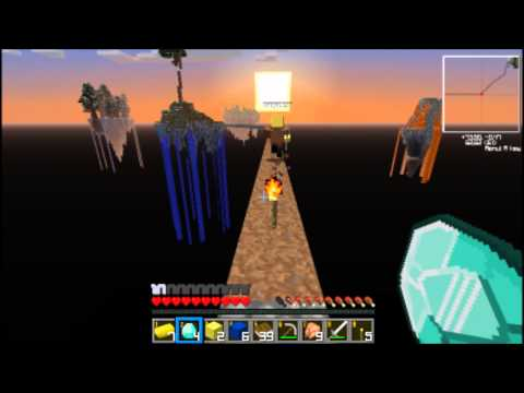 Minecraft-Sobreviva na ilha! ft. caputino #2