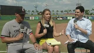 American Baseball Championship - Cincinnati Head Coach Scott Googins Postgame