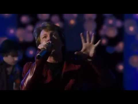 Have a Little Faith in Me - Bon Jovi feat. Lea Michele from YouTube · Duration:  2 minutes 41 seconds