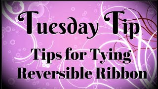 Reversible Ribbon Woes? 3 Tips For Perfect Results Every Time