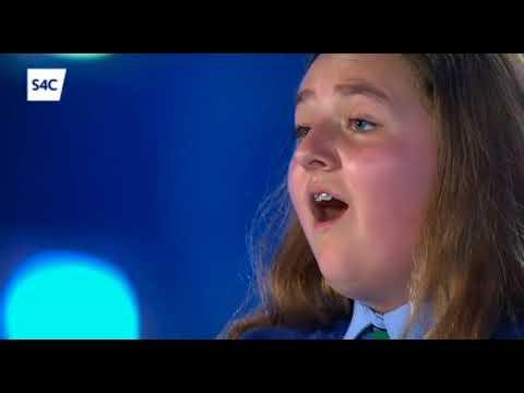 2.)  Mea Verallo – Ysgol Gymraeg Ystalyfera Bro Dur / Rh. Gorllewin Morgannwg