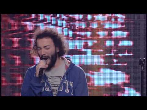 The Voice of Greece | Παναγιώτηs Βιντζηλαίοs - Blind Auditions (S01E02)