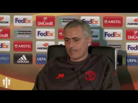 30 Jose Mourinho & Eric Bailly FULL PRESS CONFERENCE! Manchester United vs Saint Etienne