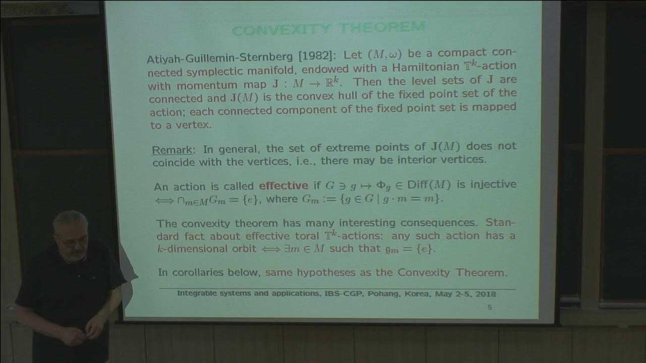Download Convexity for presymplectic manifolds Tudor Ratiu