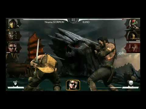 Download Mortal Kombat X For Android In 450mb X 4 Files