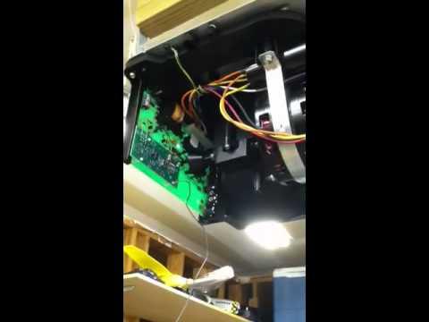 hqdefault genie chainlift 2020 garage door opener diy electronic repair genie 2020l wiring diagram at n-0.co